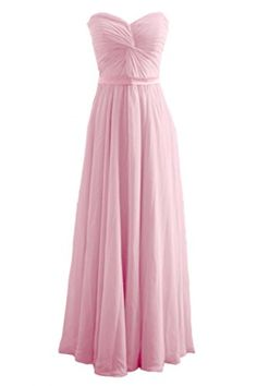 Victoria Dress Elegant Empire Formal Chiffon Bridesmaid Gowns Long -4-Pink VICTORIA DRESS http://www.amazon.com/dp/B00M7V6612/ref=cm_sw_r_pi_dp_iwXtub1B70B6V