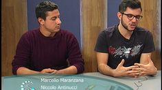 Marcello Maranzana, Niccolo  Antinucci, Master of International business...