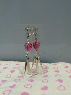 Love in my heart My Heart, Drop Earrings, Love, Jewelry, Amor, Jewellery Making, Jewelery, Drop Earring, Jewlery