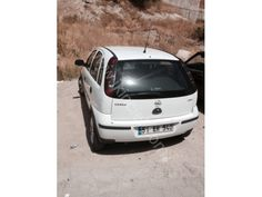 Opel Corsa Corsa 1.3 Cdtı Essentia 2005 Model 2005 dizel corsa 1.3 beyaz