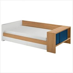 Nurseryworks Duet Twin Bed $1,850.00 - Favorite but with different color sliding doors