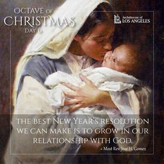26 Best Octave Christmas images | Advent, Blessed mother mary ...