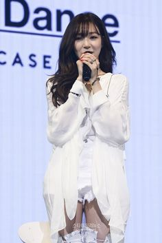 Browse the pictures from SNSD Tiffany's 'I Just Wanna Dance' showcase