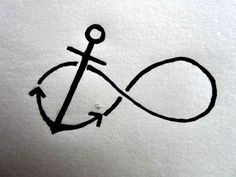"""With """"Be Anchor Strong"""", """"Love is Anchor Strong"""", or """"Amanda Nathan"""" cursive into the infinity sign"""