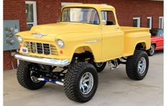 1955 Chevy Pickup For Sale | Hotrodhotline.com