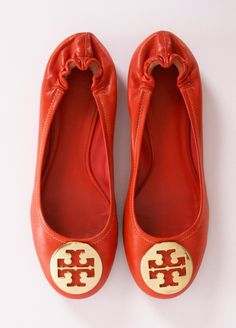 The problem is Tory Burch flats is that you can't just have one...