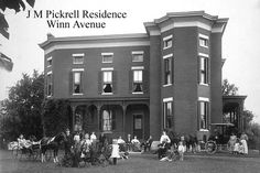 Winn Ave, Winchester KY photo by Kentucky Attractions, Clark County, Historical Pictures, Architecture Details, Back Home, Small Towns, Winchester, Old Houses, Building A House