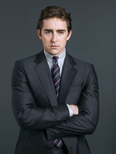 Lee Pace as Joe MacMillan in Halt  Catch Fire.