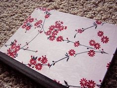 Mod Podge Notebook