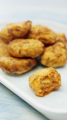 Skip the lines at Mickey D's by making your own crispy chicken nuggets at home!
