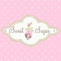Sweet Sugar Logo Design