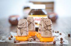 Zubereitung: 5 Min. Kühlzeit: 3-4 Stunden Zutaten für 6 Portionen: 200 ml Sahne 200 g Joghurt 4 EL Nutella Zubereitung: Alle Zutaten miteina...
