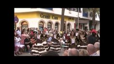 The grand parade at the finale of the moors and christians Moros Y Cristianos festival in Moraira Spain 2014 part one. Dance Trainers, Moraira, Commercial Ads, Christian Videos, Christians, Beautiful Pictures, Spain, Street View, Festivals