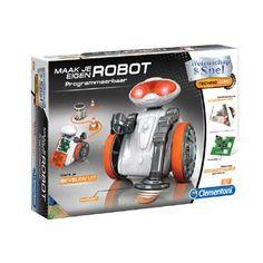 Wetenschap & Spel Mijn Robot
