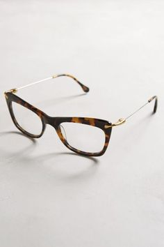 Elizabeth and James Chrystie Glasses - anthropologie.com #anthrofave