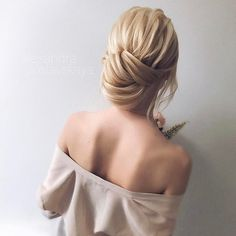 This gorgeous wedding hairstyle inspiration perfect for every wedding season