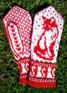 коты, кошки и другие. Knitting Charts, Knitting Socks, Knitting Stitches, Baby Knitting, Knitting Patterns, Knitted Mittens Pattern, Crochet Mittens, Knitted Gloves, Crochet Hats