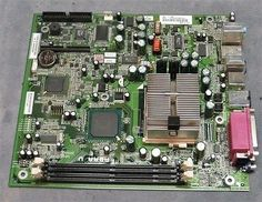 Computer Mother Board With PGA370 - http://electronics.goshoppins.com/computer-components/computer-mother-board-with-pga370/