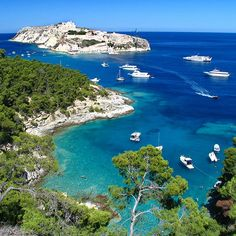 Tremiti Islands @ Province of Foggia , Puglia region Italy