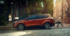 Go further than you ever imagined in a new Ford vehicle, built just for you. 2017 Ford Escape, Van Car, Ford News, Car Ford, Electric Cars, Trucks, Ford Vehicles, Vans, Autos