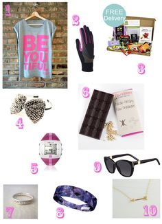 Christmas Gift Guide 2013: What I would buy for you