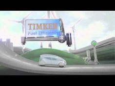 Very cool popup effect for Timken's automotive innovations.