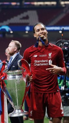 2019 Greatest Liverpool Plays Baby Bodysuit 6th CL Trophy