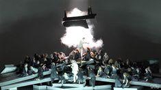 Die Liebe der Danae' Bühne: Damovski
