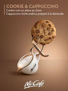 ¡Buenos días, #Viernes! :) #Anuncio de #Publicidad de McCafé.