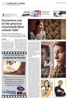 'La Opinión de Tenerife'. 13/11/2016