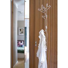 Branch Hanger, White - Louise Hederström - Maze - RoyalDesign.co.uk