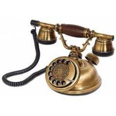 Mim-Tel Domed Antique Classic Phone Retro Phone, Vintage Telephone, Unique Doors, Evening Sandals, Landline Phone, Retro Vintage, Antiques, 1950, Suit Vest