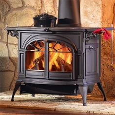 low emissions wood stove. heats up to 2,400 sq ft