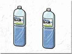 para el agua