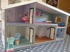 Redecoration of Lundby Gothenburg is complete - waiting for family to move in!