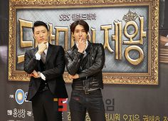 """""""King of Dramas""""- This drama was awesome! I loved that the story was focused on the making of Kdramas. It was so funny at times!"""