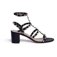 07f16b38029 7 Best Valentino studded heels images