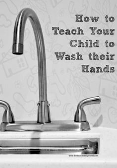 Teach Your Child To Read Tips - How to teach your child how to wash their hands. Plus Tips for Teaching and Keeping Preschoolers Healthy - TEACH YOUR CHILD TO READ and Enable Your Child to Become a Fast and Fluent Reader! Preschool Behavior, Preschool Learning Activities, Play Based Learning, Preschool Science, Teaching Kids, Nanny Activities, Preschool Songs, Preschool Classroom, Singing Tips