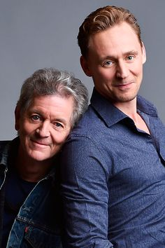 Rodney Crowell and Tom Hiddleston photographed by John Shearer at the 'I Saw The Light' press day on October 17, 2015 in Nashville, Tennessee. Full size image: http://ww2.sinaimg.cn/large/80336770jw1exbyaxbycpj21kw156gt2.jpg Source: Torrilla, Weibo