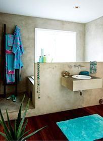 Cómo decorar un baño pequeño con plantas y flores - como puedo decorar un cuarto de baño con plantas y flores decoración de baños