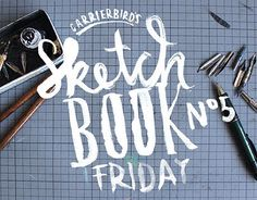 """Check out new work on my @Behance portfolio: """"CARRIER BIRD'S SKETCHBOOKFRIDAY"""" http://on.be.net/1ERy3SG"""