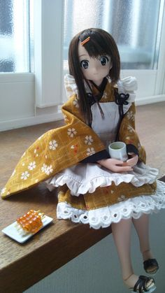 Anime Dolls. #HelloDolly