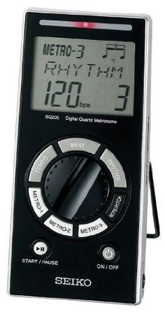 http://yourmusicalinstruments.info/seiko-sq200-multi-function-digital-metronome/ - SEIKO Multi Function Digital Metrome