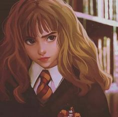 Luna lovegood harry potter fan art pinterest art styles artworks and dr who - Luna lovegood and hermione granger ...