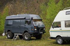 Vw Lt Camper, Mercedes Camper, Pop Top Camper, Off Road Camper, Truck Camper, Camper Van, 4x4 Trucks, Jeep Truck, Auto Camping