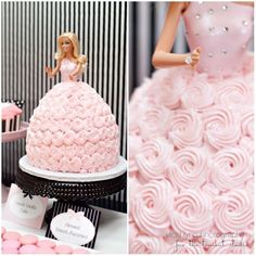 Barbie Buttercream Princess