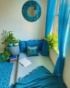Room Design Bedroom, Bedroom Furniture Design, Home Room Design, Home Decor Furniture, Home Decor Bedroom, Bedroom Colors, India Home Decor, Ethnic Home Decor, Indian Room Decor