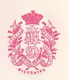 C1900 99TH FOOT WILTSHIRE REGIMENT PAPER EMBOSSED LETTERHEAD CREST