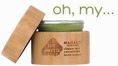 MAKE ME MELT! Mahalo's NEW Unveil Cleanser Melt Concentrate + Free Gift With Purchase Now for my readers. Details on my blog! ! ‹ The Green Product Junkie