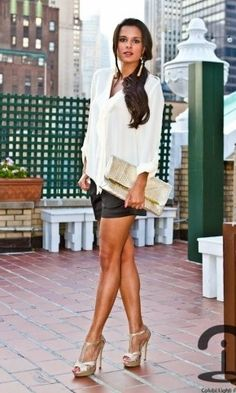 A summer night outfit